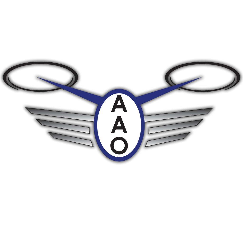Advanced Aerial Operations drone logo large