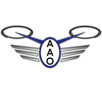 Advanced Aerial Operations drone logo small