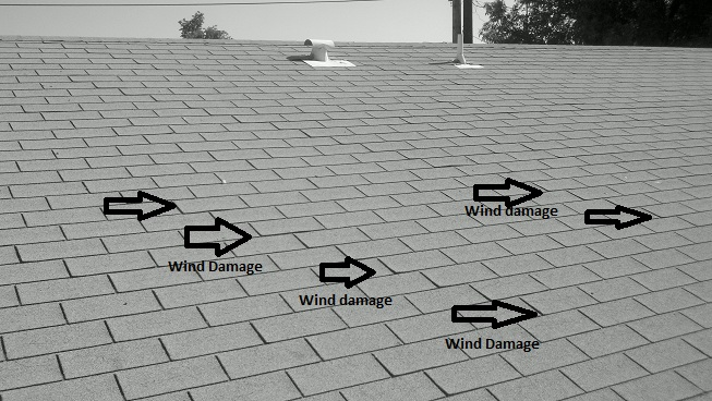Roofing Inspection why – Shingles Lifting On Roof